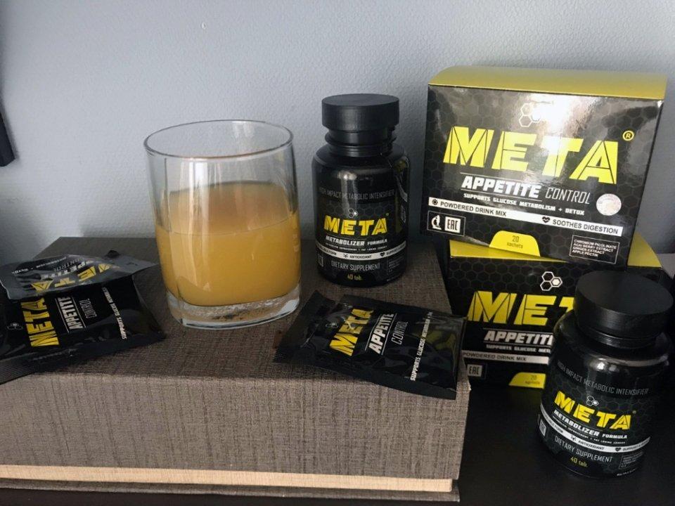 Meta для похудения в Нижнекамске