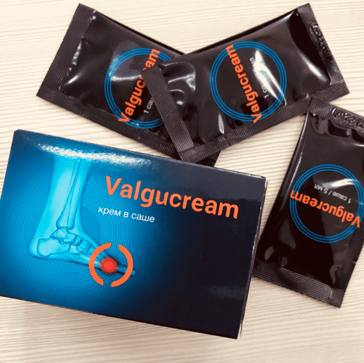 Valgucream